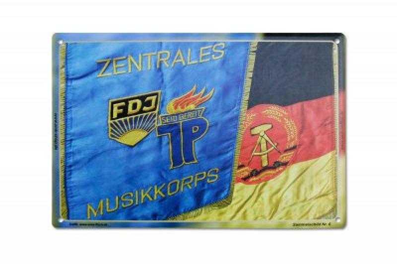 "Blechschild ""ZMK Treffen 2017"