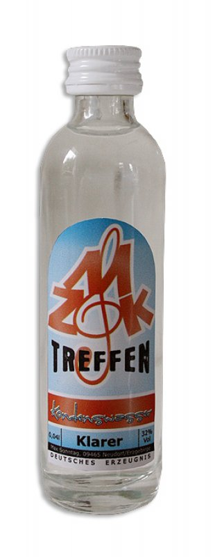 "ZMK ""Kondenswasser"" Klarer - 0,04 L"