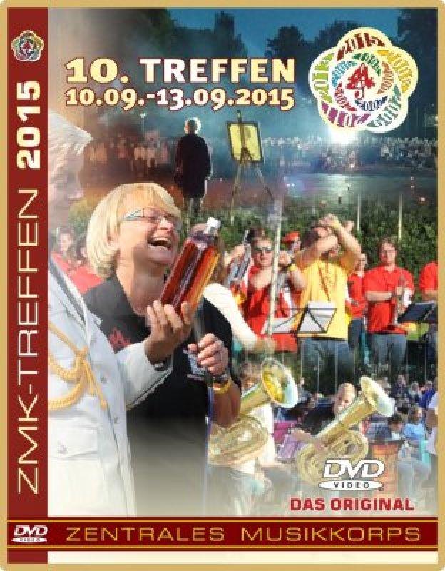 DVD ZMK Treffen 2015