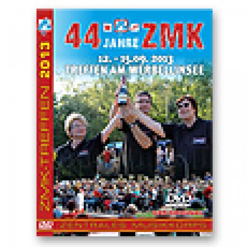 DVD ZMK - Treffen 2013 am Werbellinsee