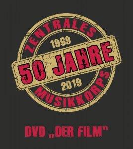 """AB 15.10. DVD - 50 Jahre ZMK - """"DER FILM"""""""