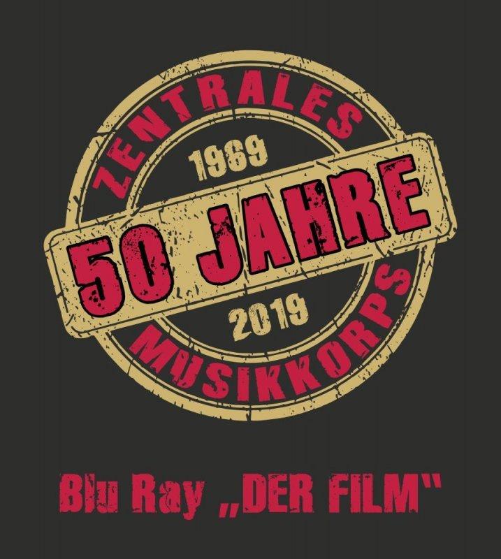 """AB 15.10. Blu Ray - 50 Jahre ZMK - """"DER FILM"""""""