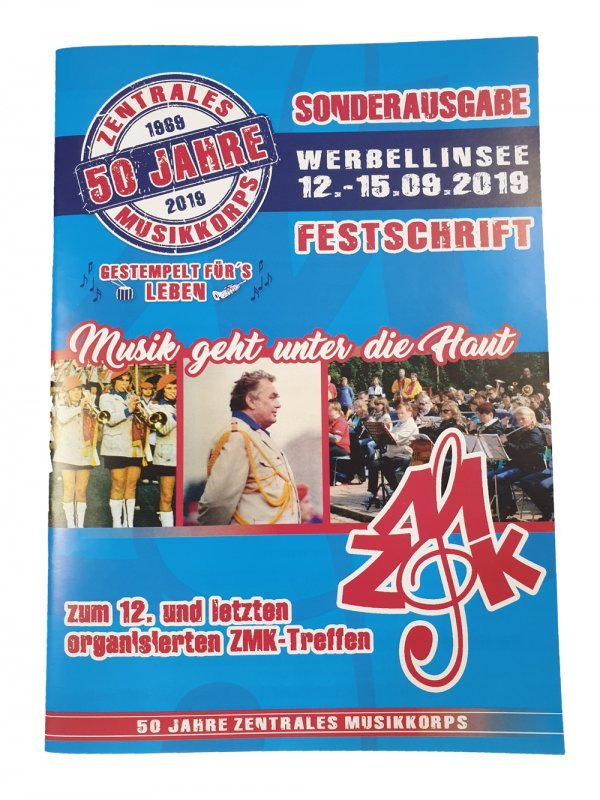 Sonderausgabe Festschrift 50. ZMK-Treffen 2019