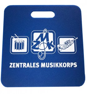 Sitzkissen ZMK Blau
